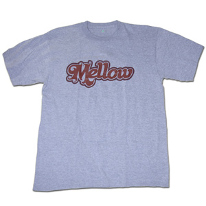 LOGO TEE Gray / Brown