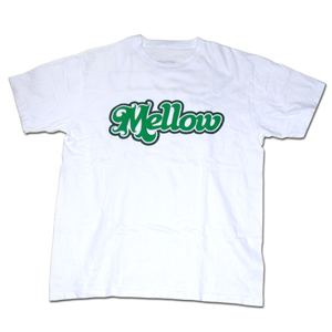 LOGO TEE White / Green
